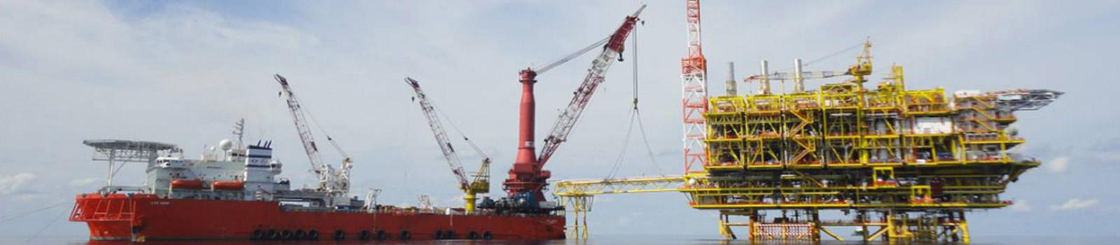 Pile Top Drilling Rig - L&T Sapura