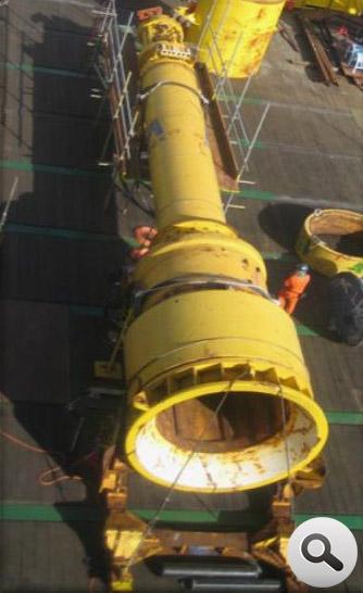 Pile Handling Amp Driving Equipment L Amp T Sapura